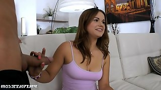 First Time Backside Lovemaking Of My Stepsis