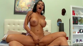 Hot n sexy MILFs drawing hard dicks in pussy and bouncing on it