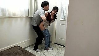 Kisaragi Natsuki - Father Goes Out And Sex In